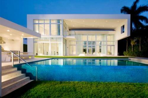 House Miami Interior Design White Best Home News