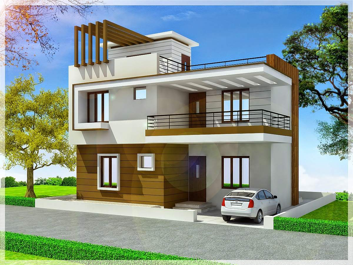 House Plan Design Drawings Provider India Duplex