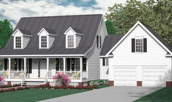 House Plan Mayfield Colonial Cottage Story Design