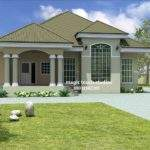 House Plan Ultra Modern Home Design Bungalow Plans Nigeria