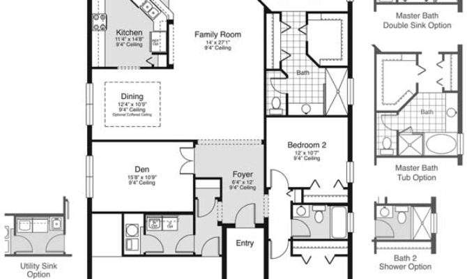 House Plans Best Small Home Design Style