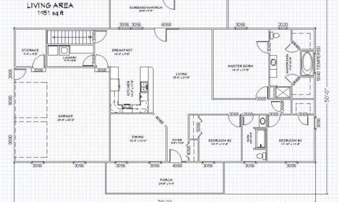 House Plans Bring Your Closer Small Open Concept