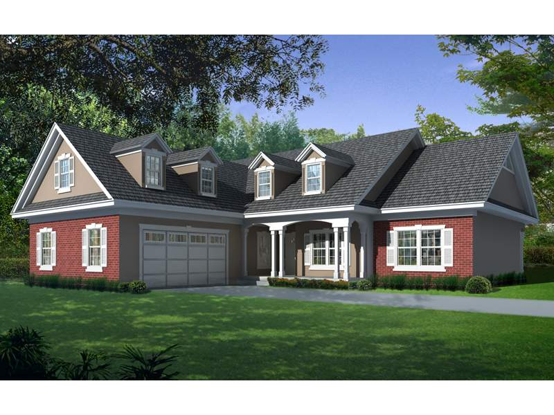 House Plans Country Southern More