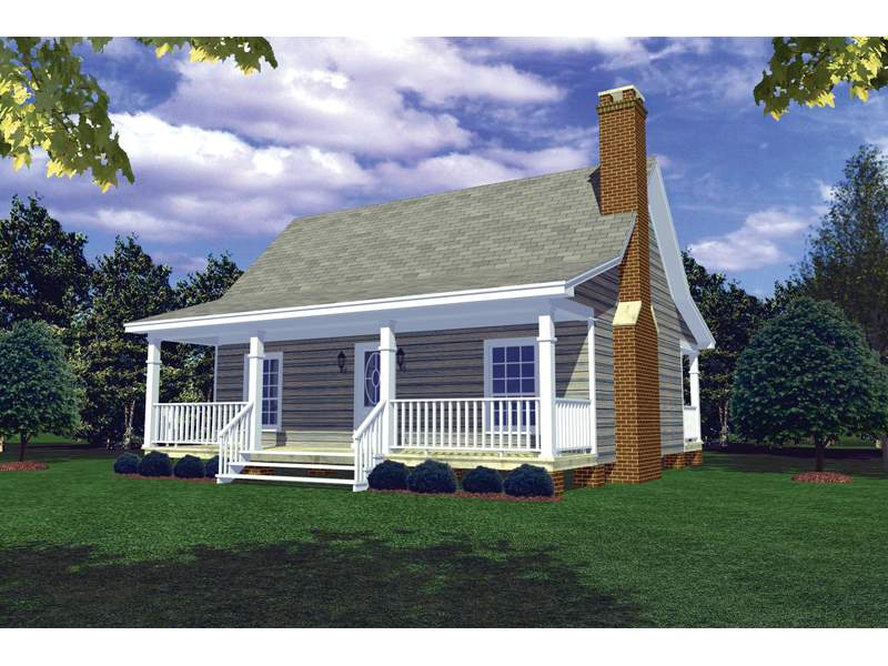 House Plans Country Vacation More