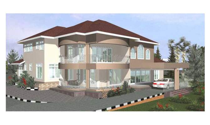 House Plans Design Architectural Designs Residential Houses