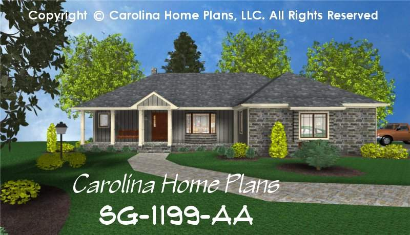House Plans Design Small Ranch Homes