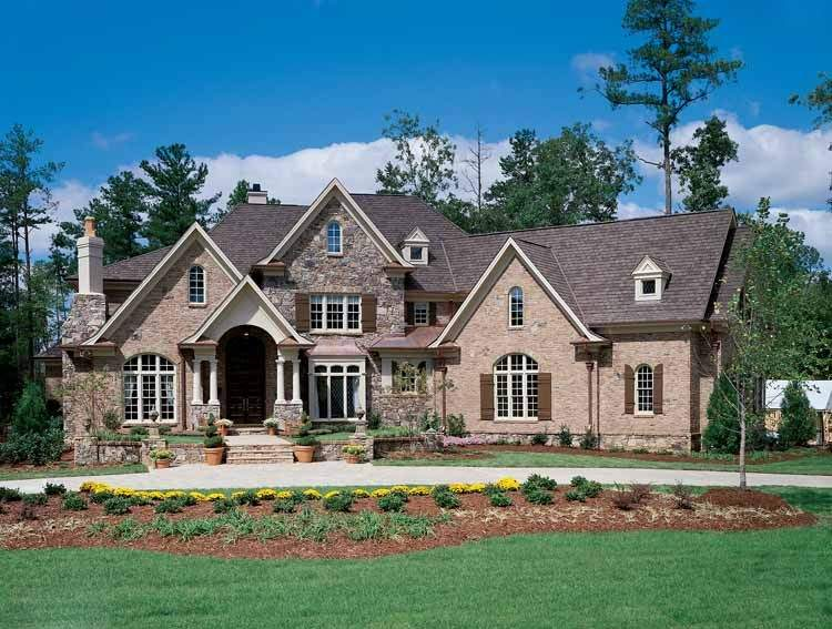 House Plans Eplans Includes French Country Tudor Homes