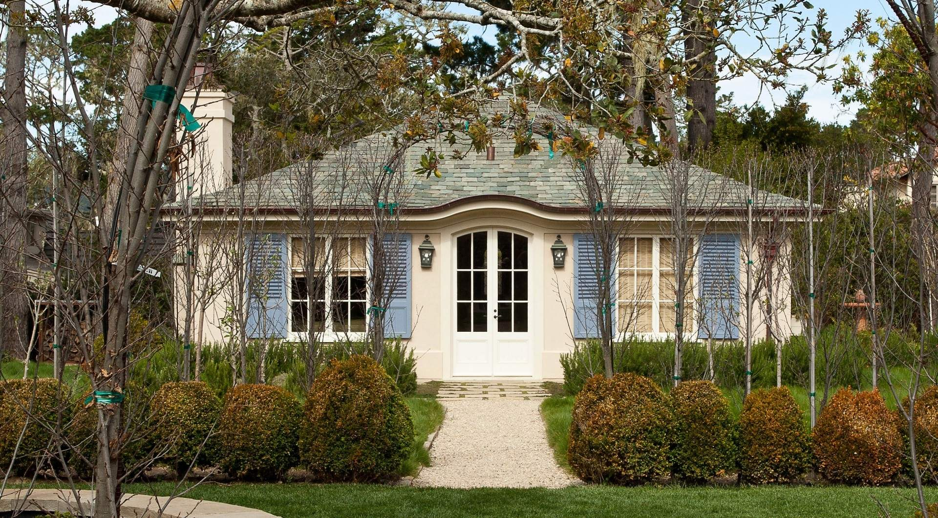 House Plans French Country One Story Home Design Style