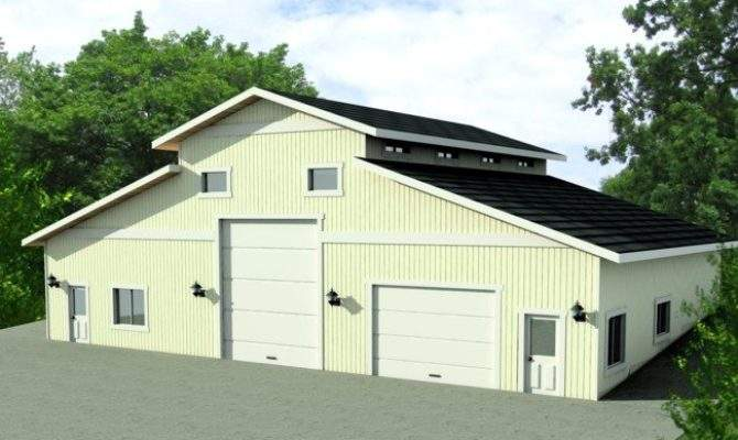 House Plans Garage Attached Dream Housees