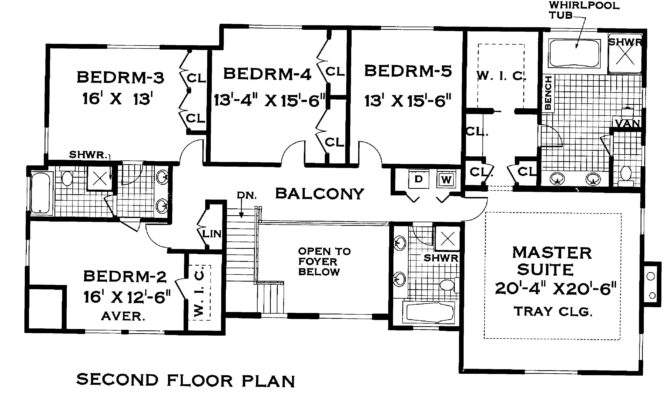 House Plans Home Floor More