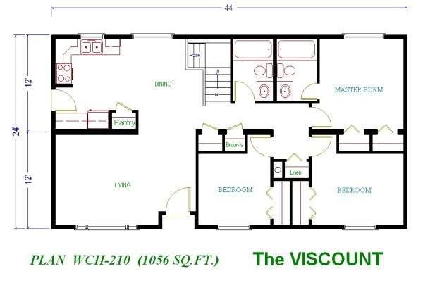 House Plans Homes Home Deco
