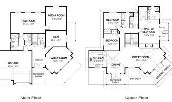 House Plans Longview Linwood Homes Upside Down Interesting