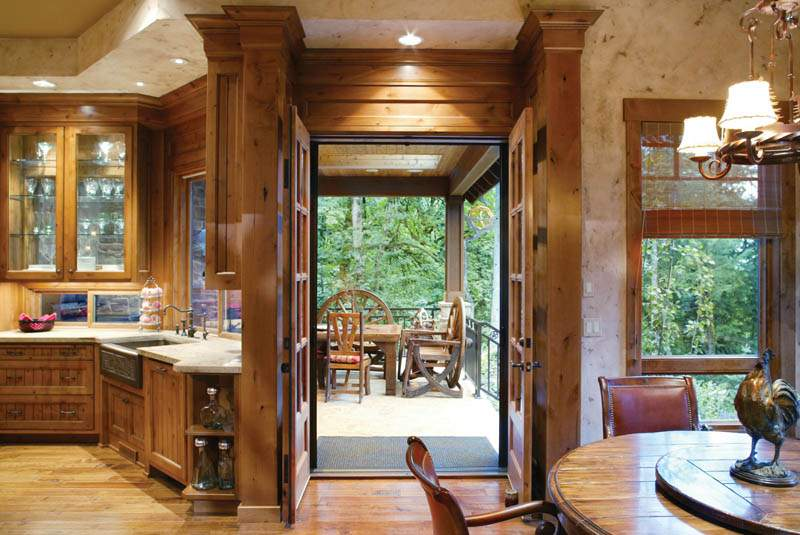 House Plans Luxury Ranch More