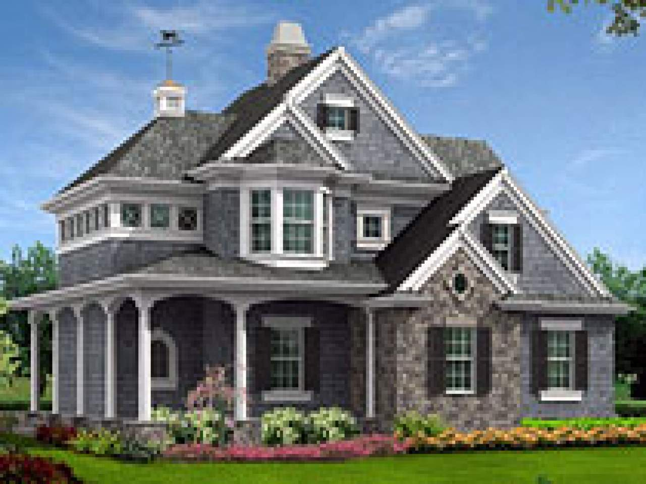 House Plans New England Farmhouse Home Deco