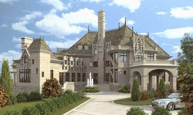 House Plans Our Castle Home Featuring Starter Homes