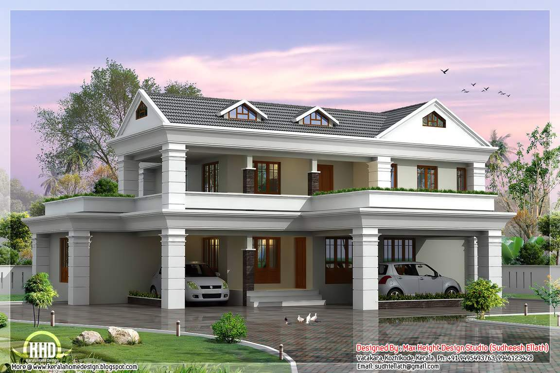 House Plans Story One Porch