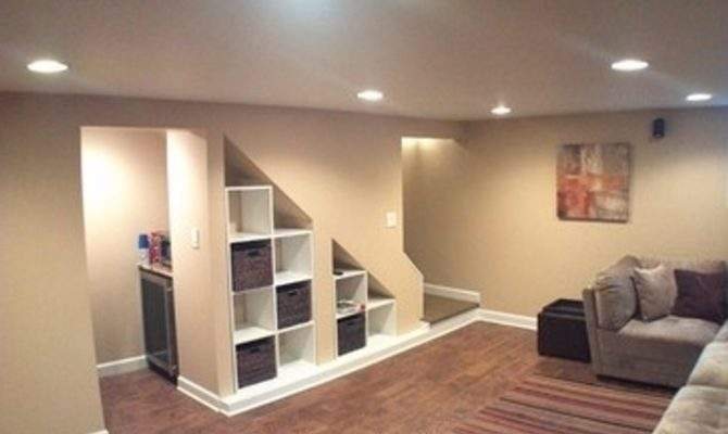 Ideas Small Basement Remodeling