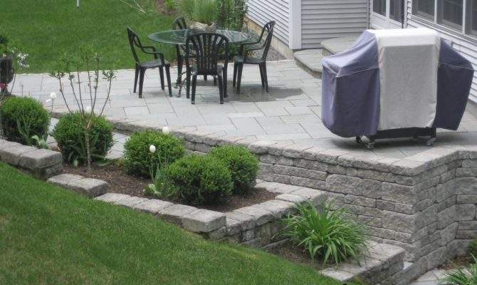 Impactful Landscaping Ideas Backyard Walkout Basement