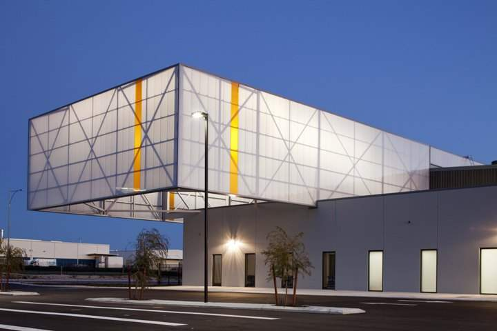 Industrial Design Takes Off Perth Airport Architecture