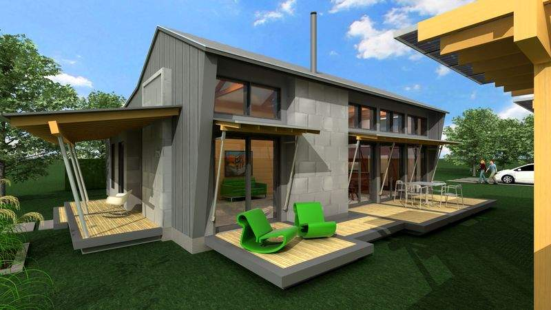 Jetson Green Freegreen Greensburg Chain Eco Homes Competition