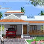 Kerala Style Single Floor House Plan