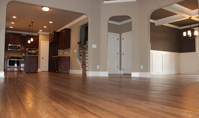 Kitchen Living Room Dining Open Floor Plan Coma