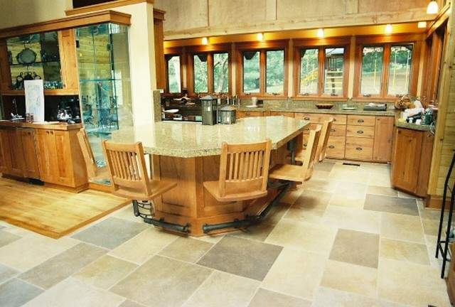 Kitchen Snack Bar Seating Wood Styles