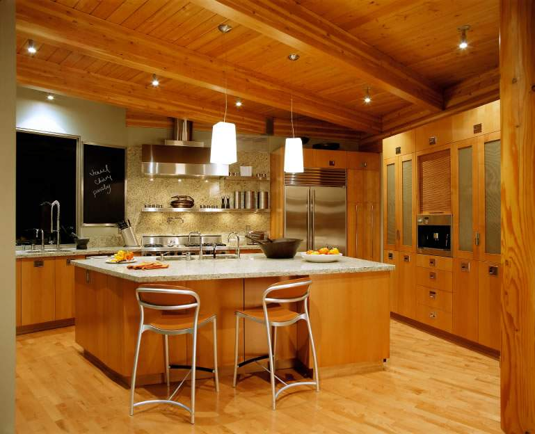 Kitchen Spacious Could Not Only Prepare Your