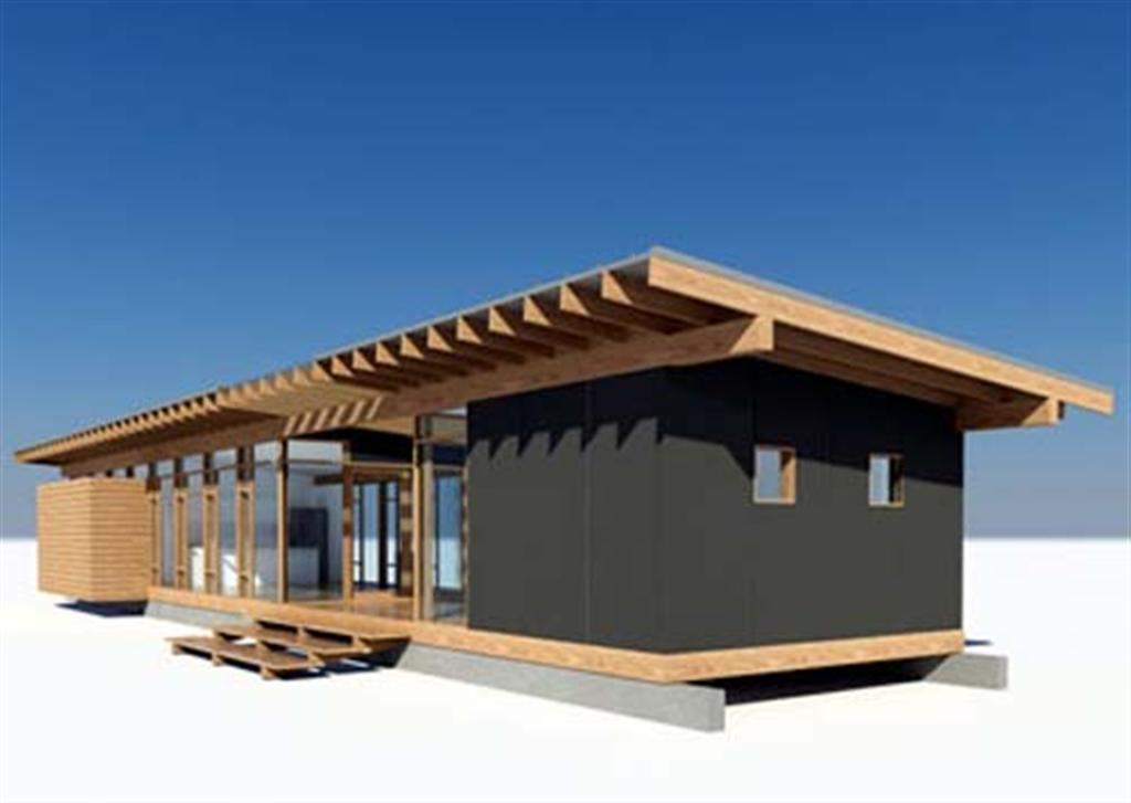 Labels Glass House Small Home Design Wooden