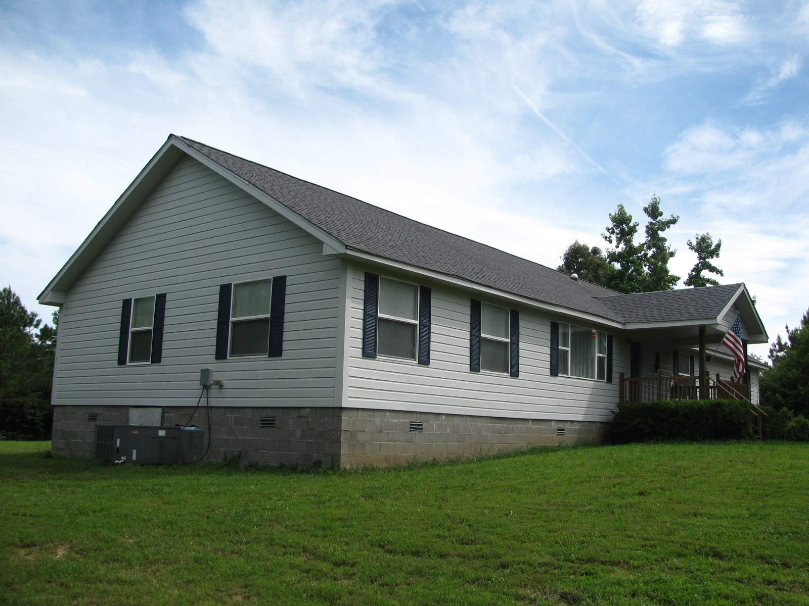 Large Country Home Acres Adamsville United