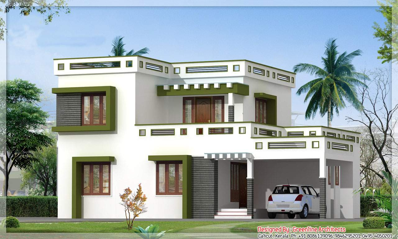 Latest House Models Kerala Homes Floor Plans