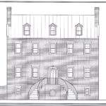 Line Drawings Houses Pic Frompo