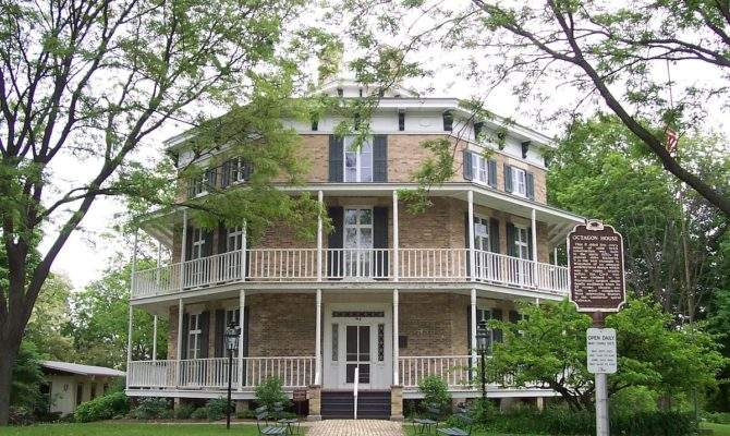 List Octagon Houses Wikipedia
