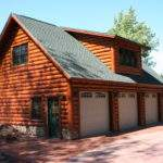 Log Garage Loft Quotes