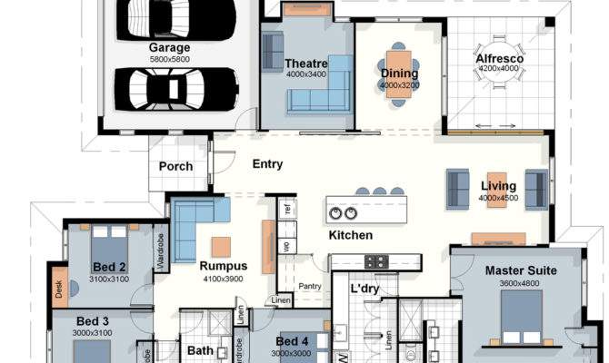 London House Plan