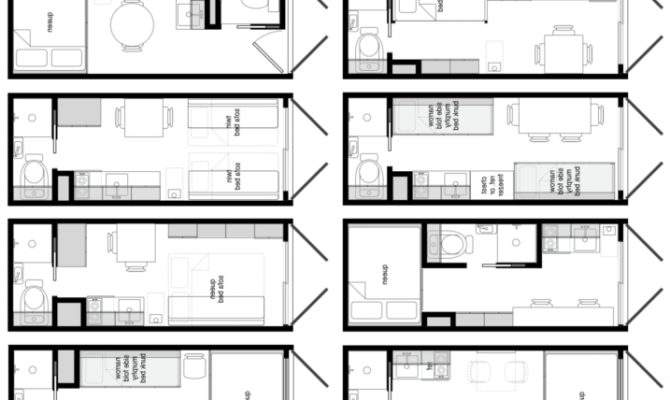 Looking Shipping Container Sizes Homes