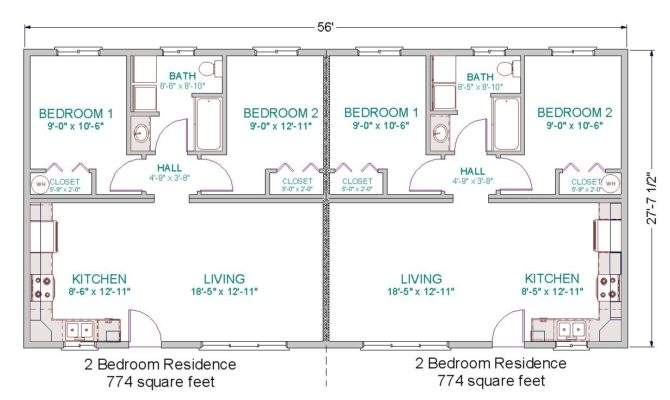 Lovely Simple Floor Plans Bedroom Plan