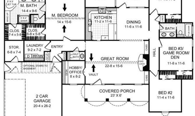 Lovely Square Foot House Plans Ranch New Home