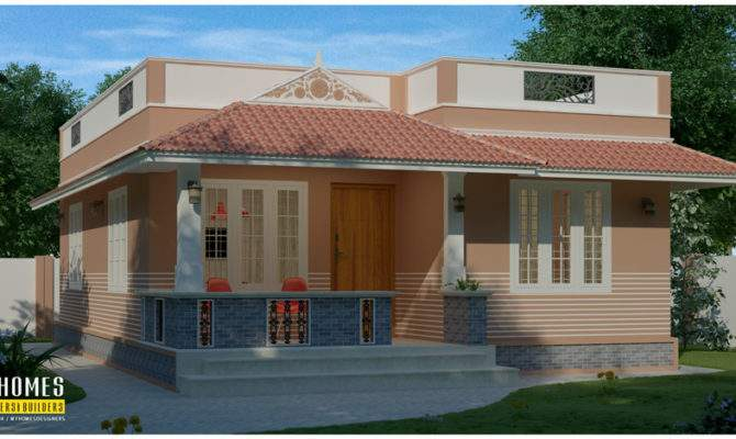 Low Budget Small House Designs Kerala