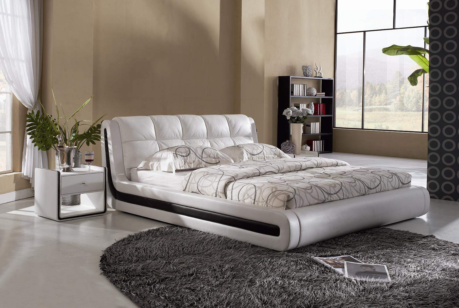 Low Floor Bed Designs Ideas
