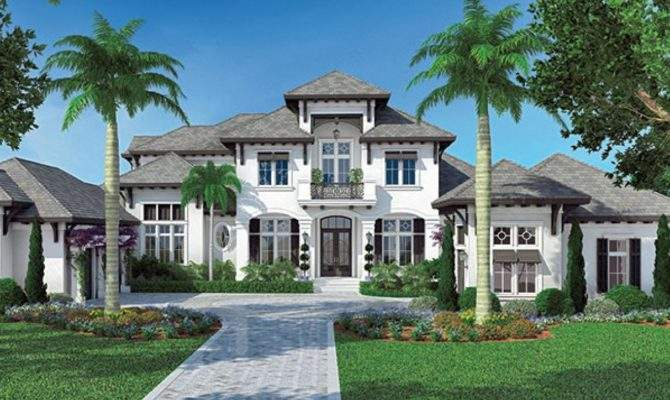 Luxury Home Plans Over