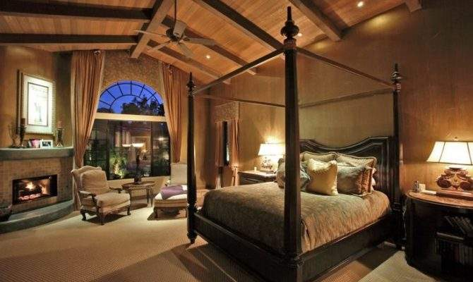 Luxury Master Bedrooms Mansions Mansion