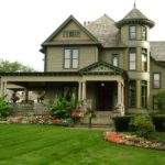 Magnificent Victorian Style House Architecture
