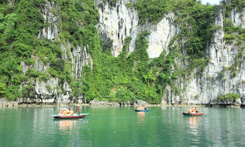 Majestic Cruise Halong Bay Budget Cruising Package Tour Boat