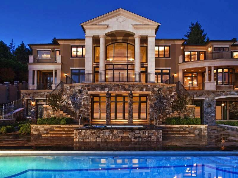Mansion Luxury Home Large House Tricked Out Incredible