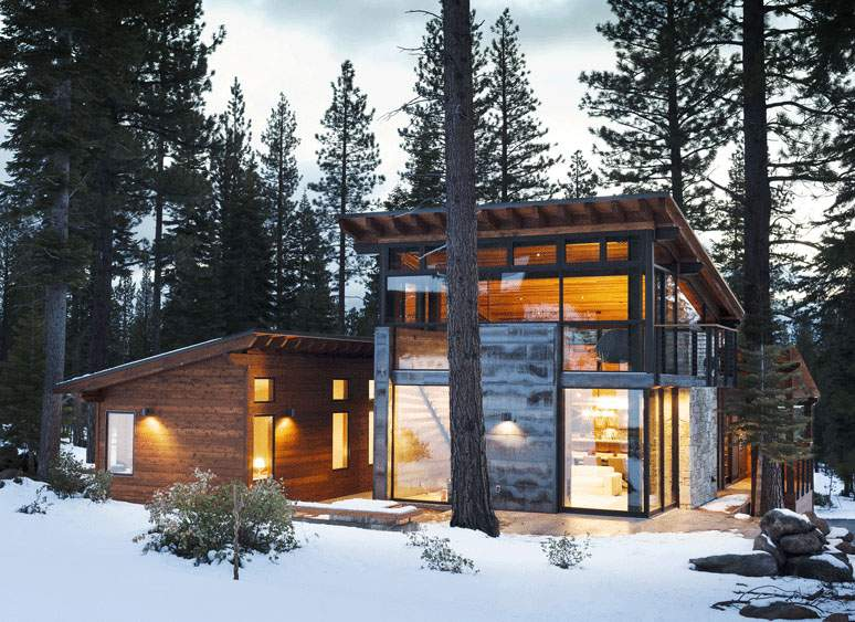 Marvelous Mountain Home Sagemodern Prefab