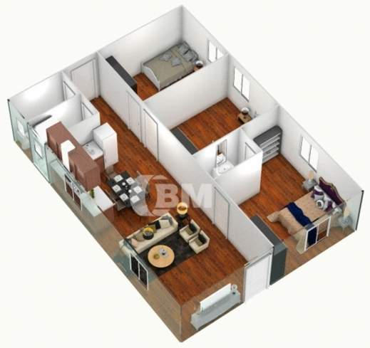 Marvelous Simple Three Bedroom House Plans Home