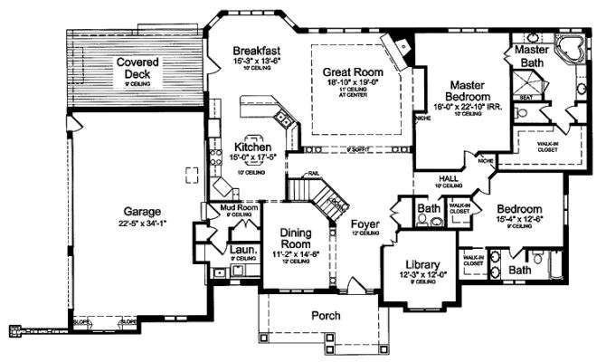 Master Suite Floor Plans Two Bedrooms Hwbdo House