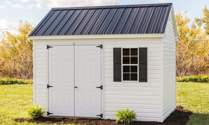 Metal Shed Roof Covering
