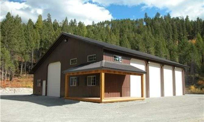 Metal Shops Living Quarters Boat